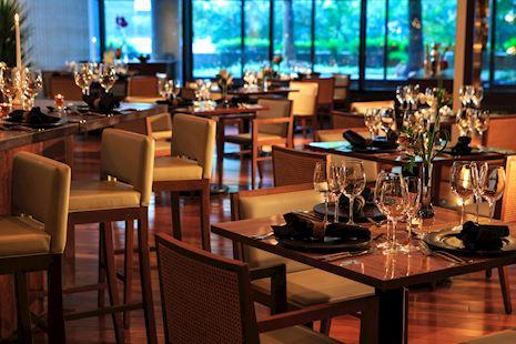 Terraco Jardins restaurant