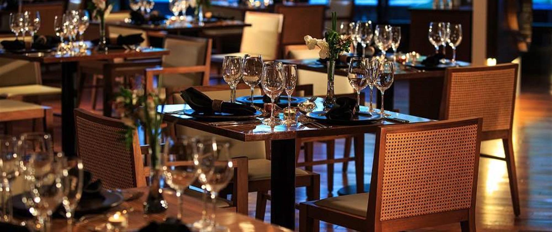 Terraço Jardins Restaurant