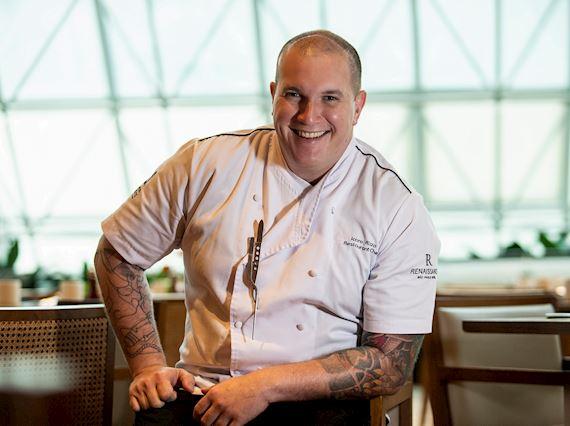 Chef Icaro Rizzo